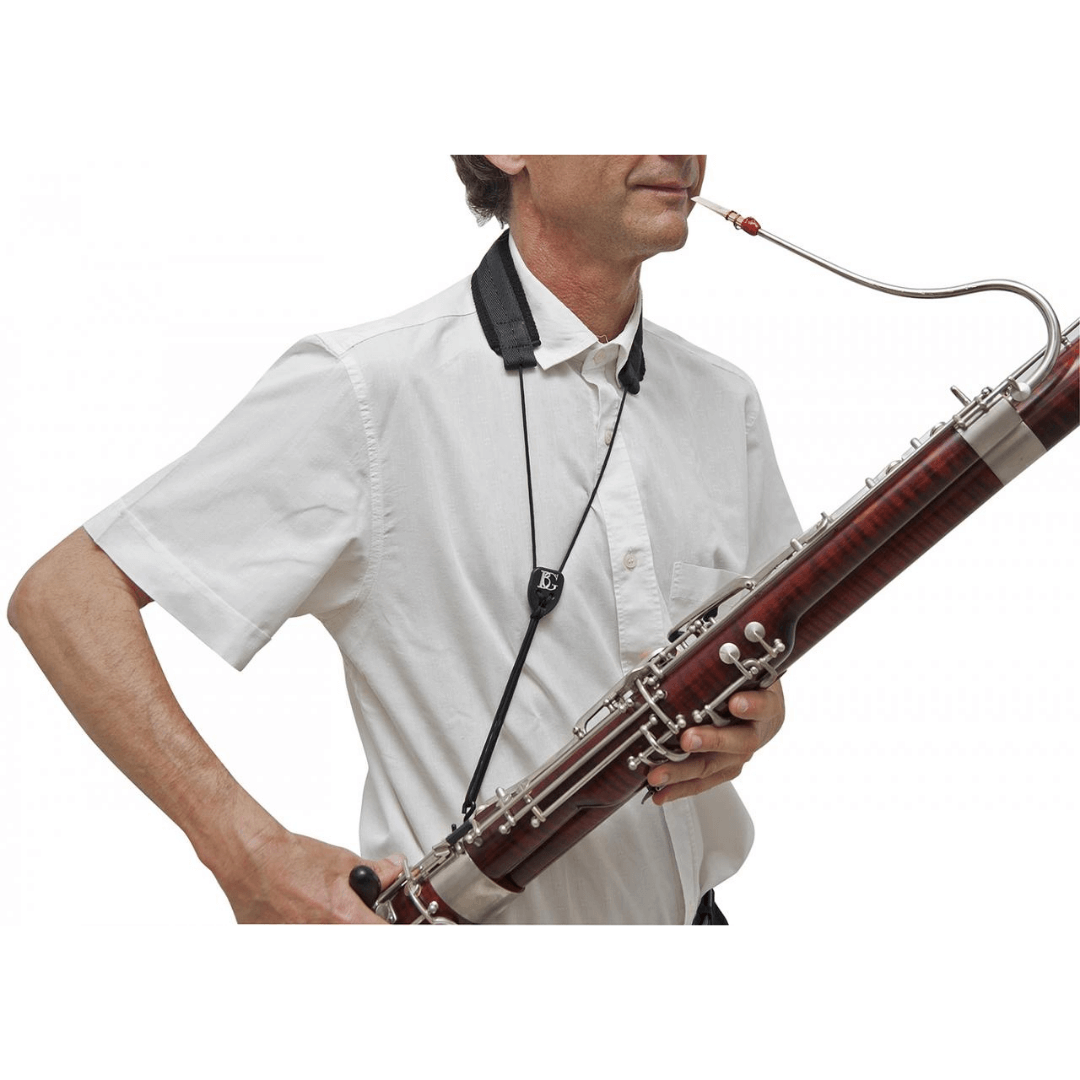 Correia para Fagote BG B20 - (basson) - Straps NECK Nylon