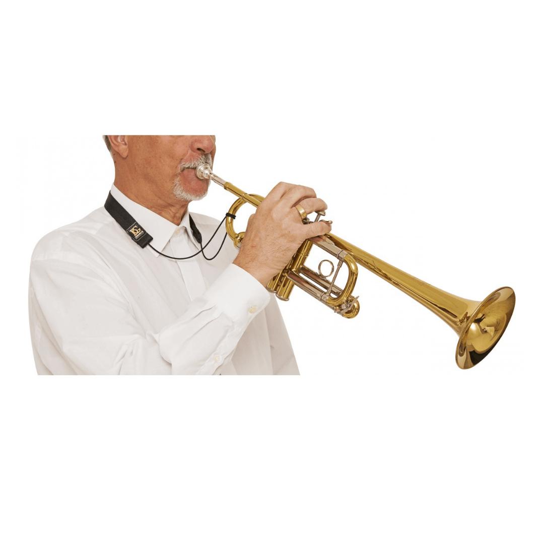 Correia para Trompete, Corneta e Flugelhorn FLEX BG TF1
