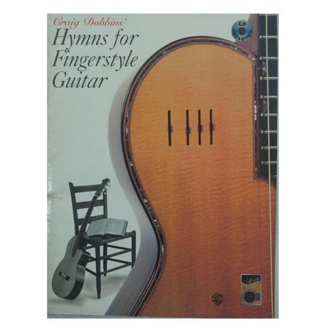 Craig Dobbins' Hymns for Fingerstyle Guitar ( Com CD ) - 0011B