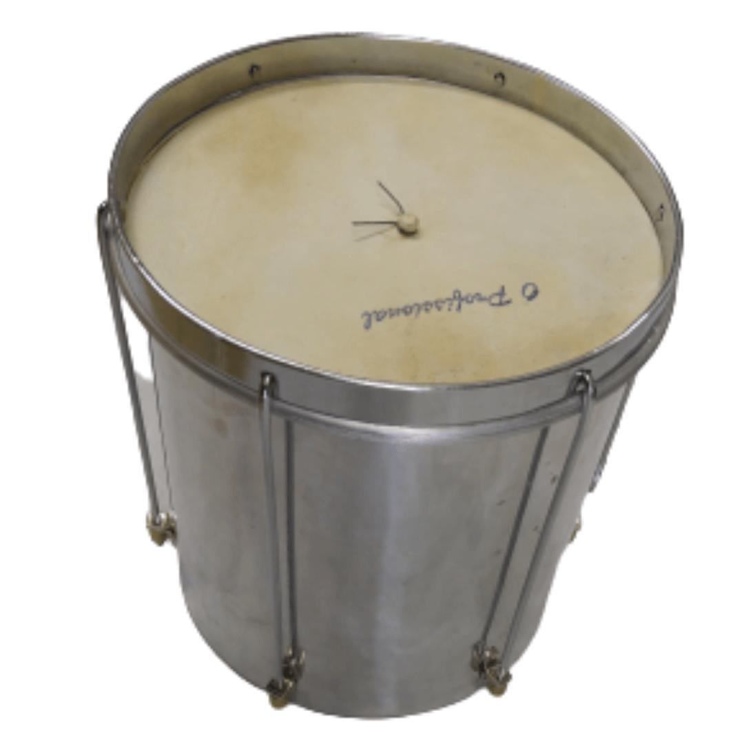 """Cuíca 8"""" O Profissional 470CA Alumínio"""