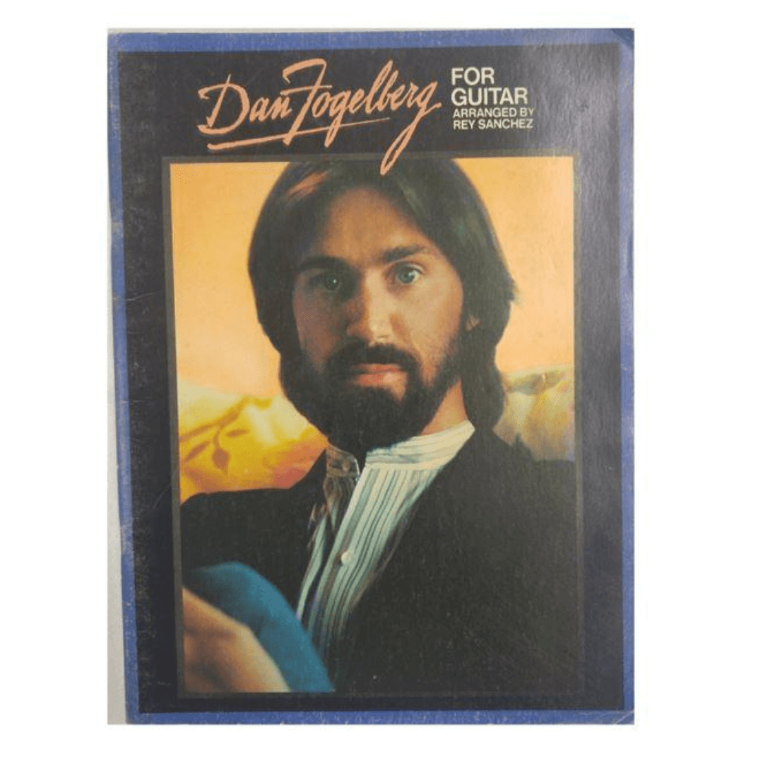 Dan Fogelberg for Guitar arranged by Rey Sanchez
