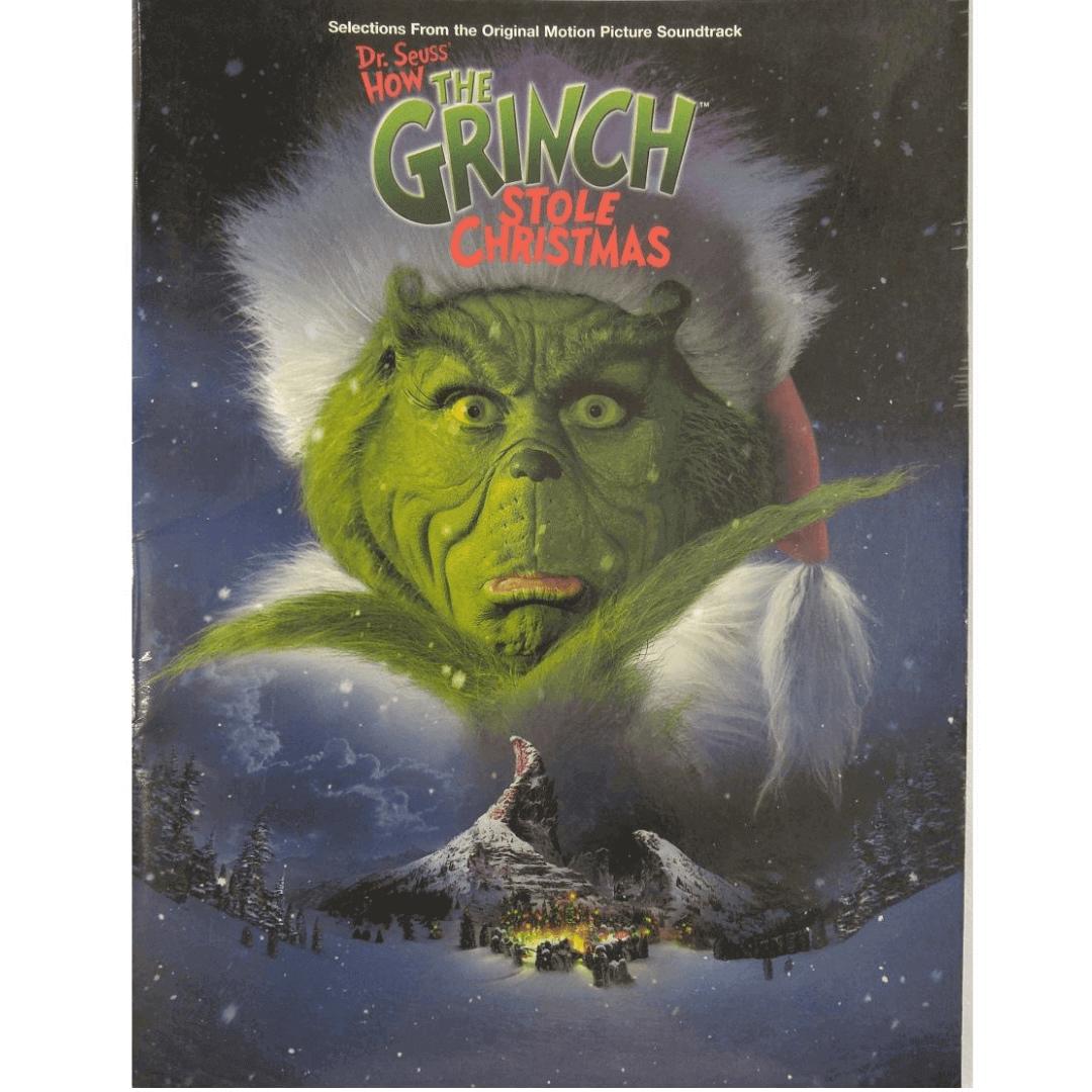 Dr. Seuss' How The Grinch Stole Christmas - PFM0041