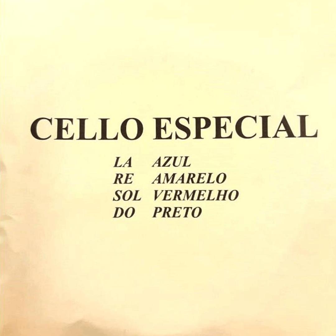Encordoamento Mauro Calixto para Violoncelo ESPECIAL