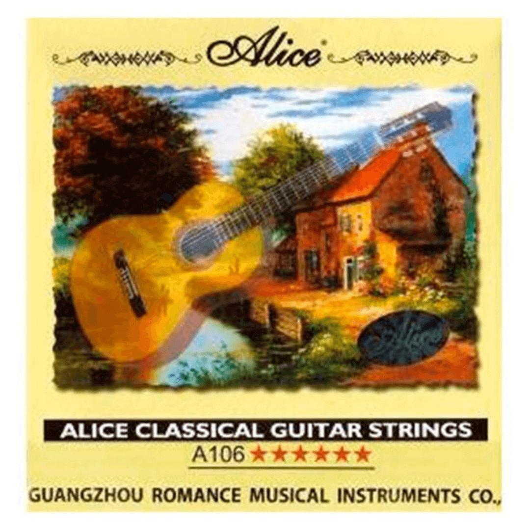 Encordoamento para Violão Nylon Alice A106H