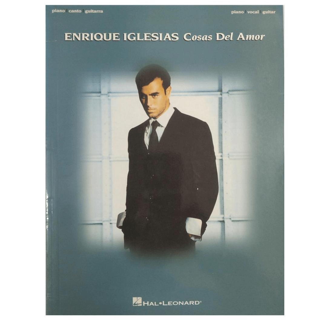 Enrique Iglesias - Cosas Del Amor , Piano, Canto e Guitarra - HL00306314