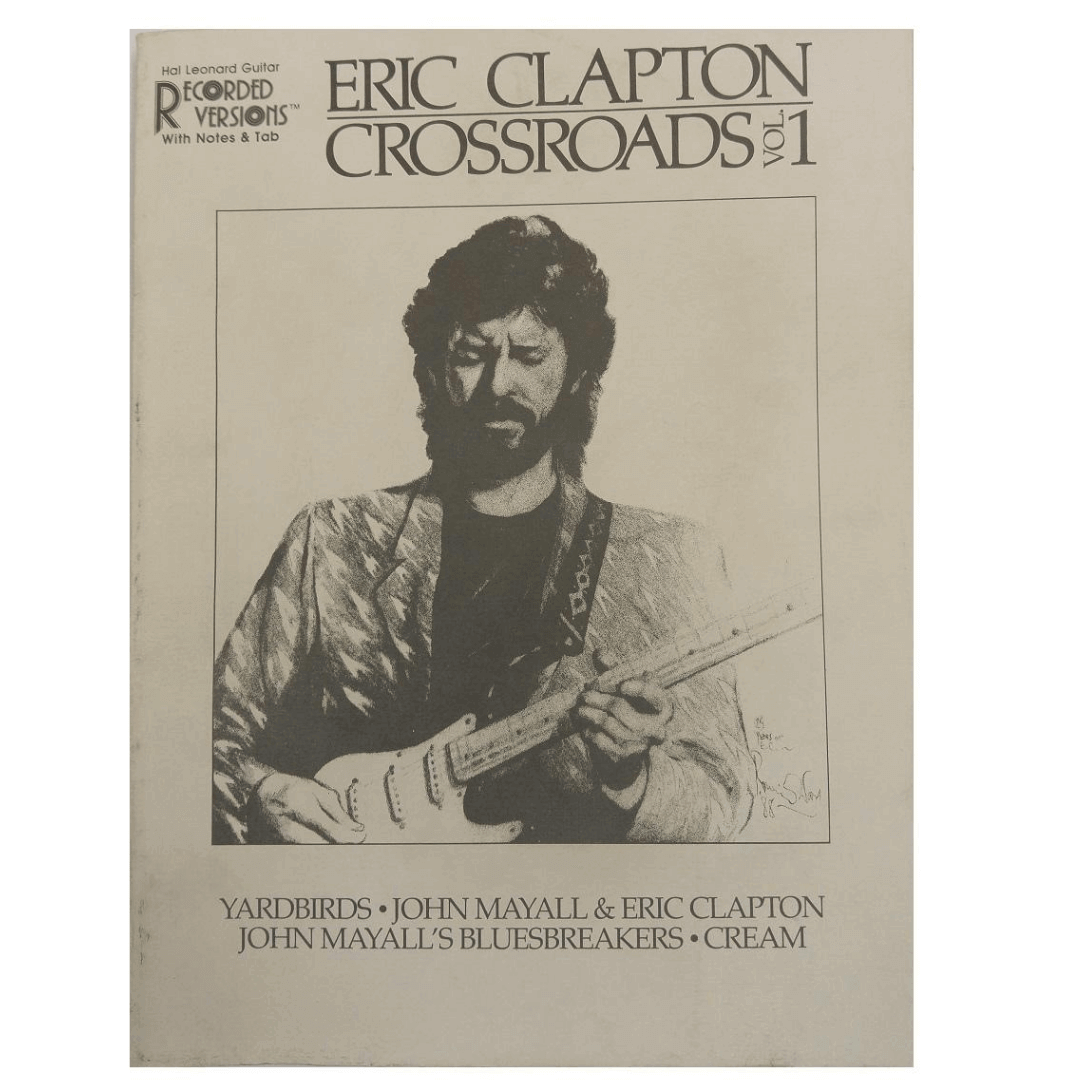 Eric Clapton, Crossroads, Volume 1 - HL00692392