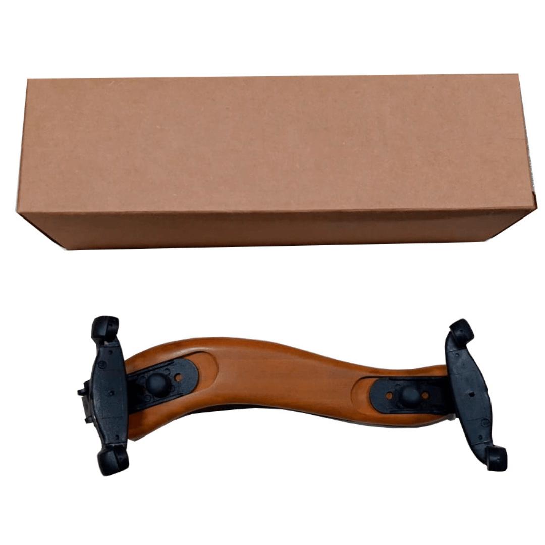 Espaleira de Madeira Snowpine Hardwood para Violino 1/2 (Ajustável)
