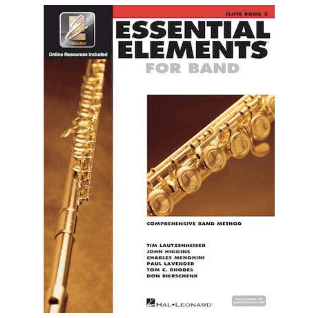 Essential Elements for Band Flute Book 2 - Método para Flauta HL00862588