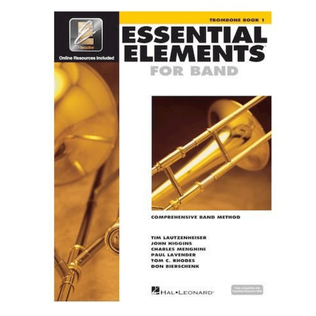 Essential Elements For Band Trombone Book 1 - HL00862577