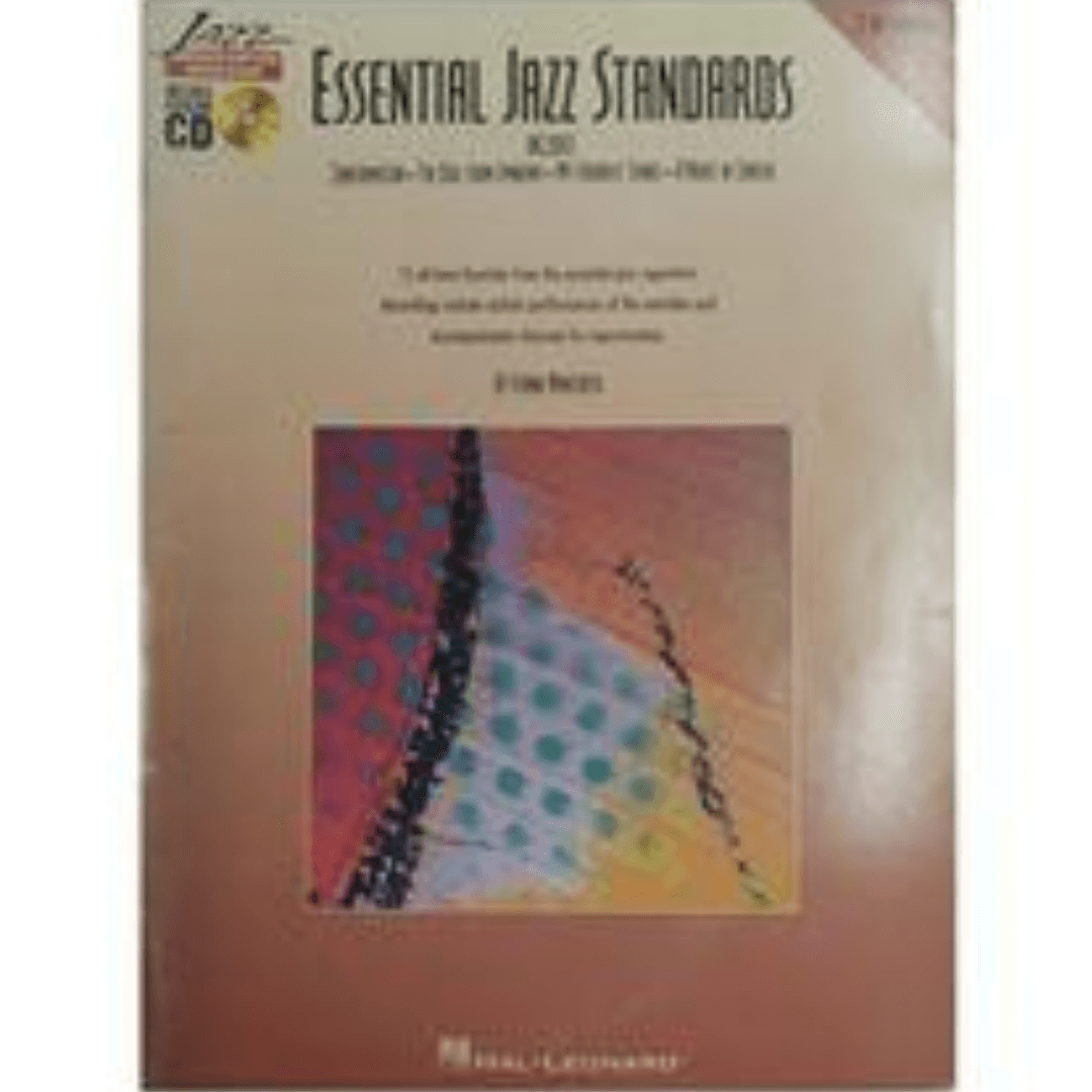 Essential Jazz Standards C Instruments ( Essenciais padrões de jazz )