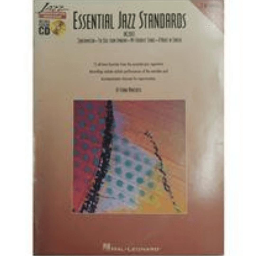 Essential Jazz Standards C Instruments ( Essenciais padrões de jazz )