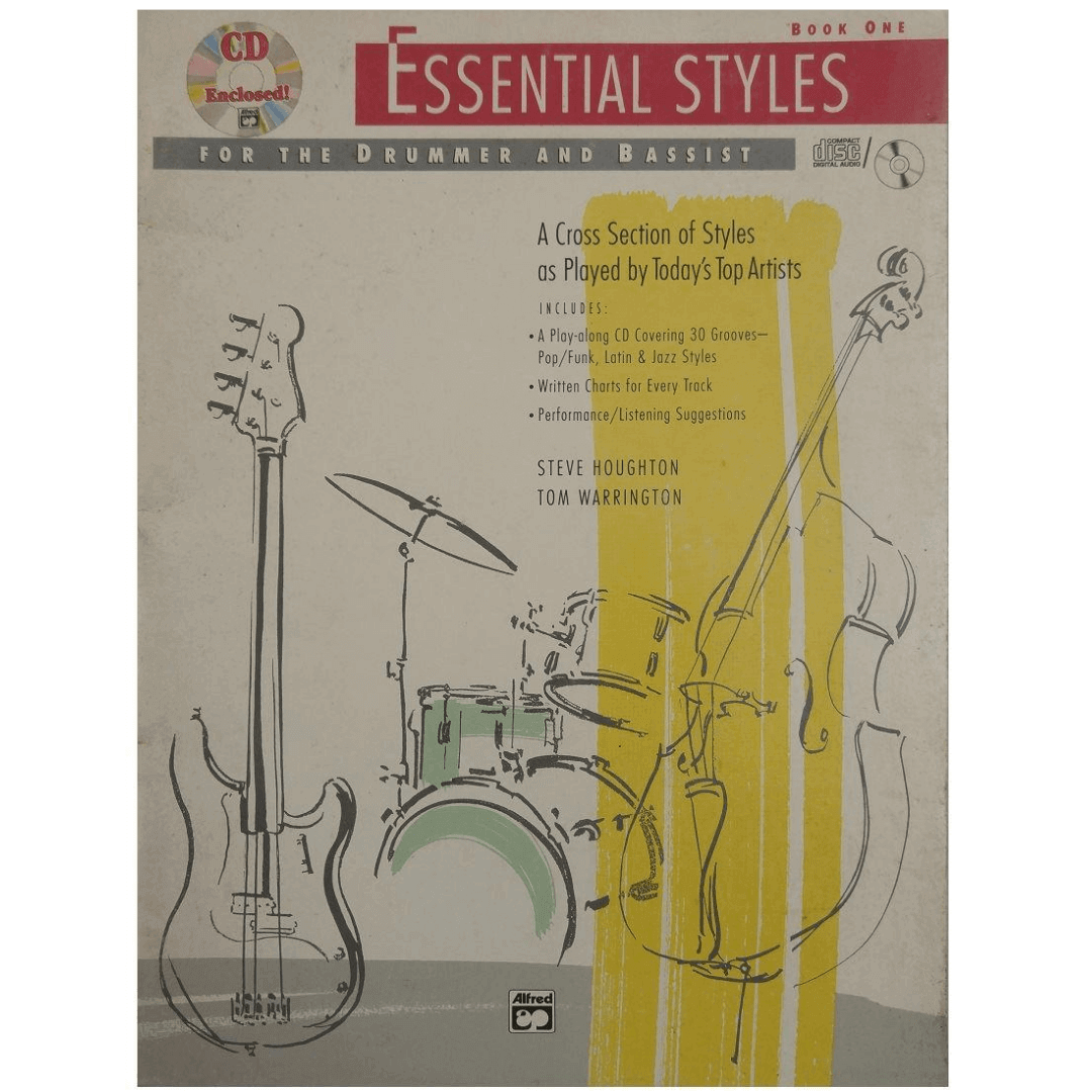 Essential Styles For The Drummer And Bassist ( Estilos essenciais para o baterista e baixista )
