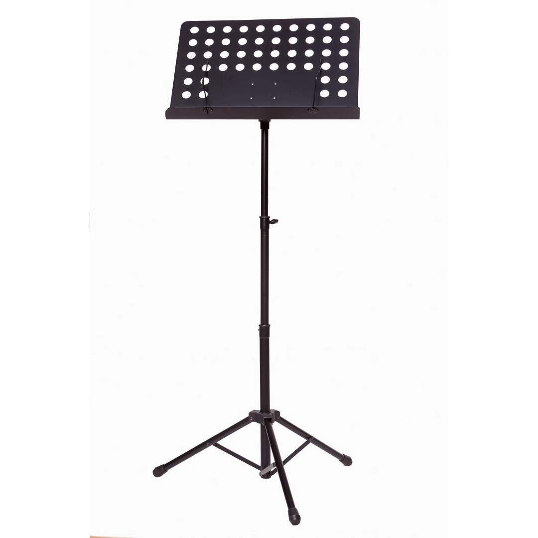 Estante De Partitura Maestro Reforçada De Metal Conductor MBS402X