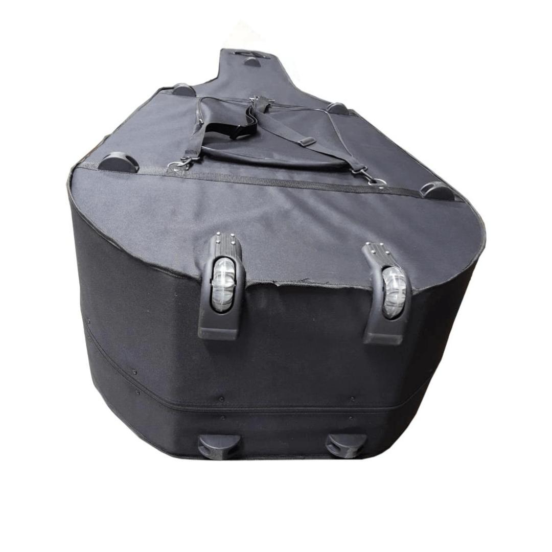 Estojo/Case para Contrabaixo Acústico 3/4 Mavis DBC34