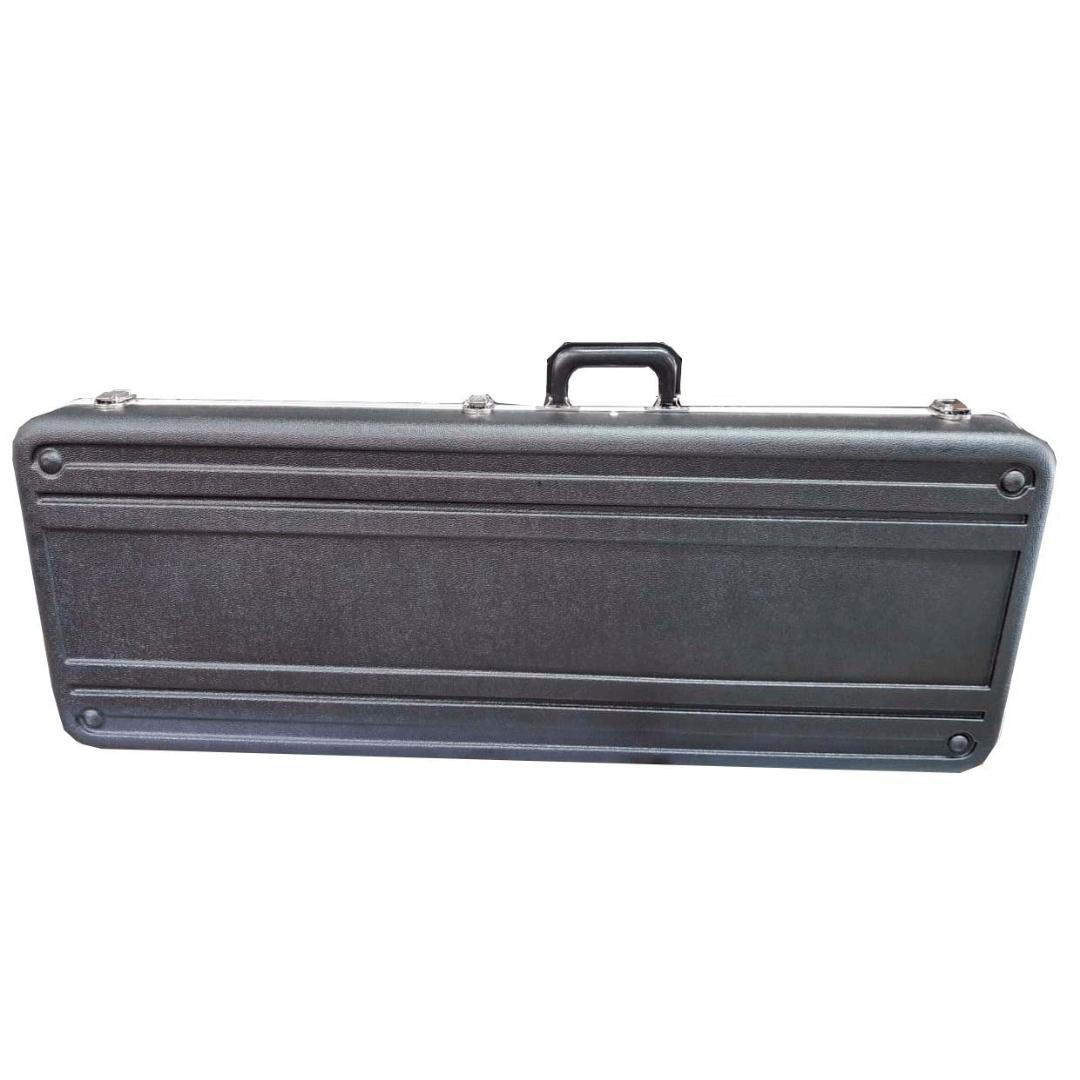 Estojo / Case Para Contrabaixo Elétrico Freistat Americano Fibra Preto