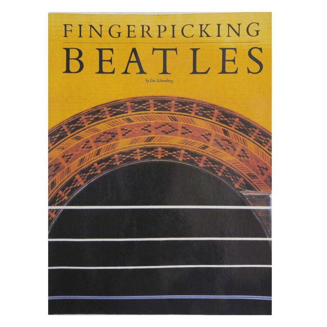 Fingerpicking Beatles by Eric Schoenberg para violão