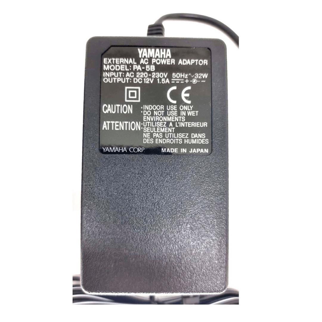 Fonte para Teclado Yamaha PA5B - 220 Volts