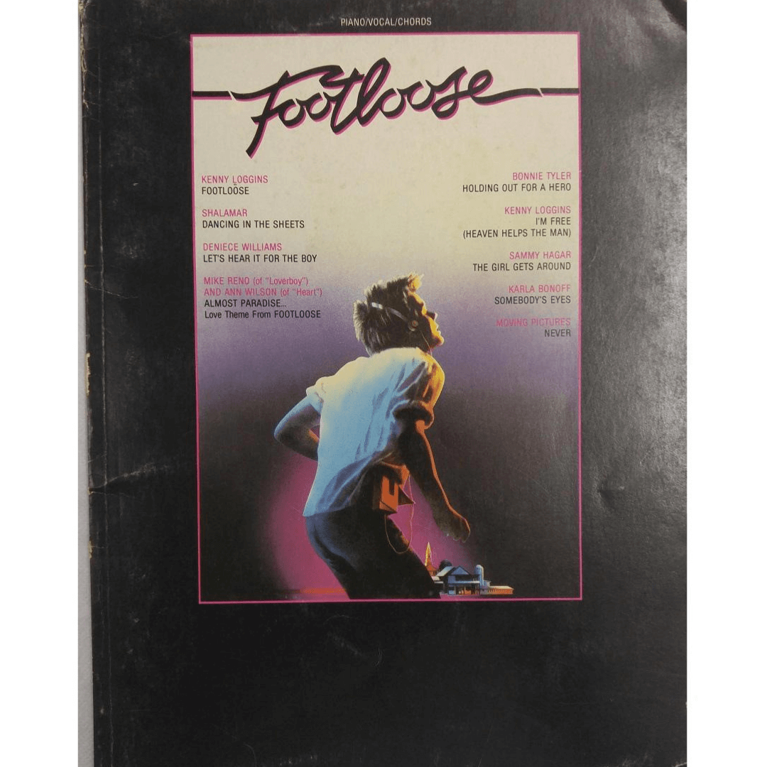 Footloose - Piano / Vocal / Chords P0552SMX
