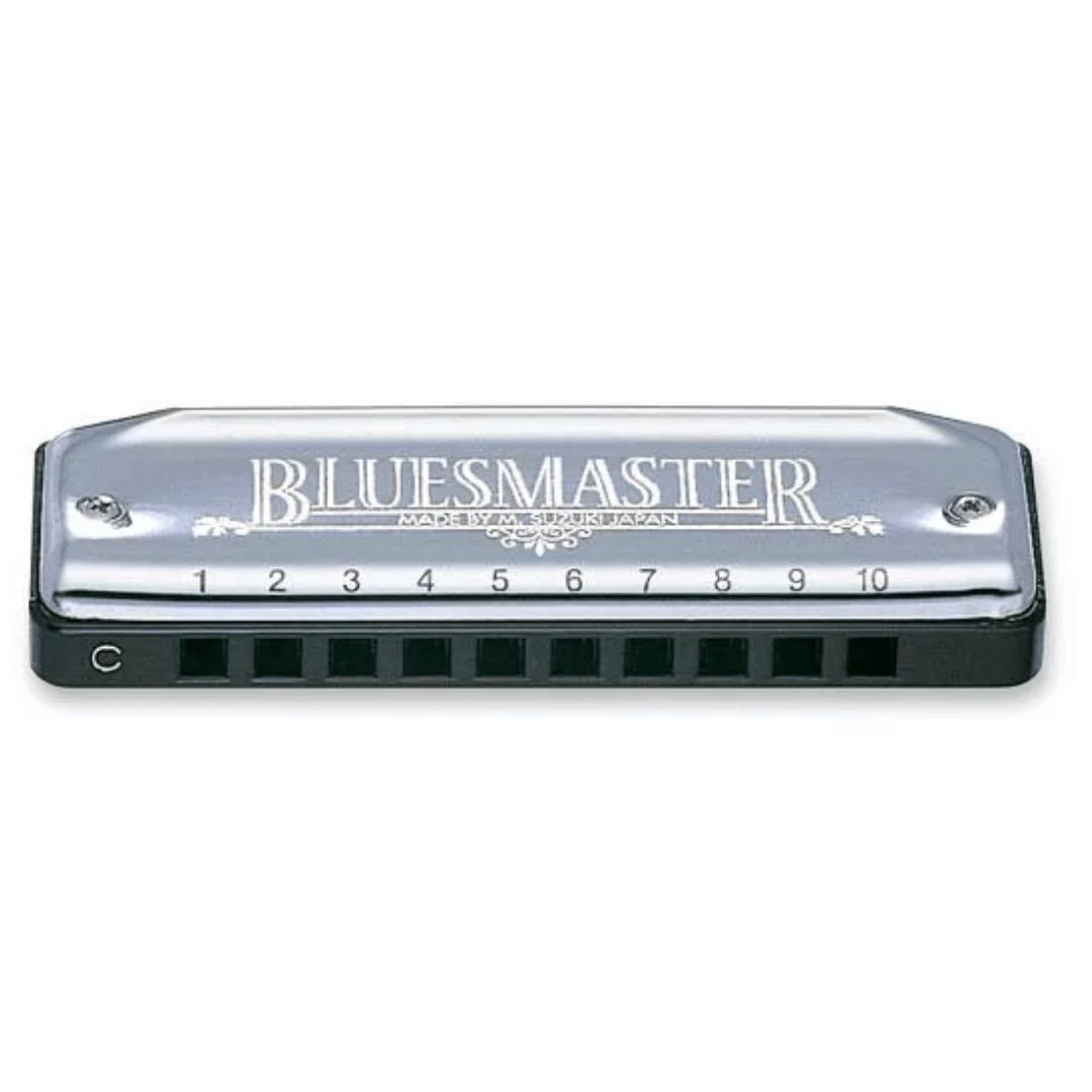 Gaita Blues Diatônica Suzuki Bluesmaster F#, G, B, Ab,F