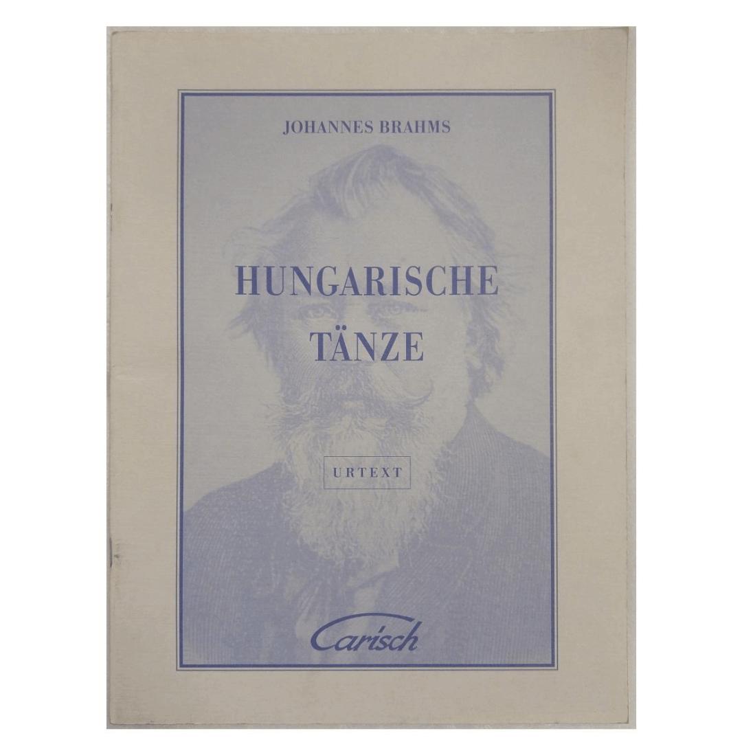 Hungarische Tanze - Johannes Brahms - Urtext 22441