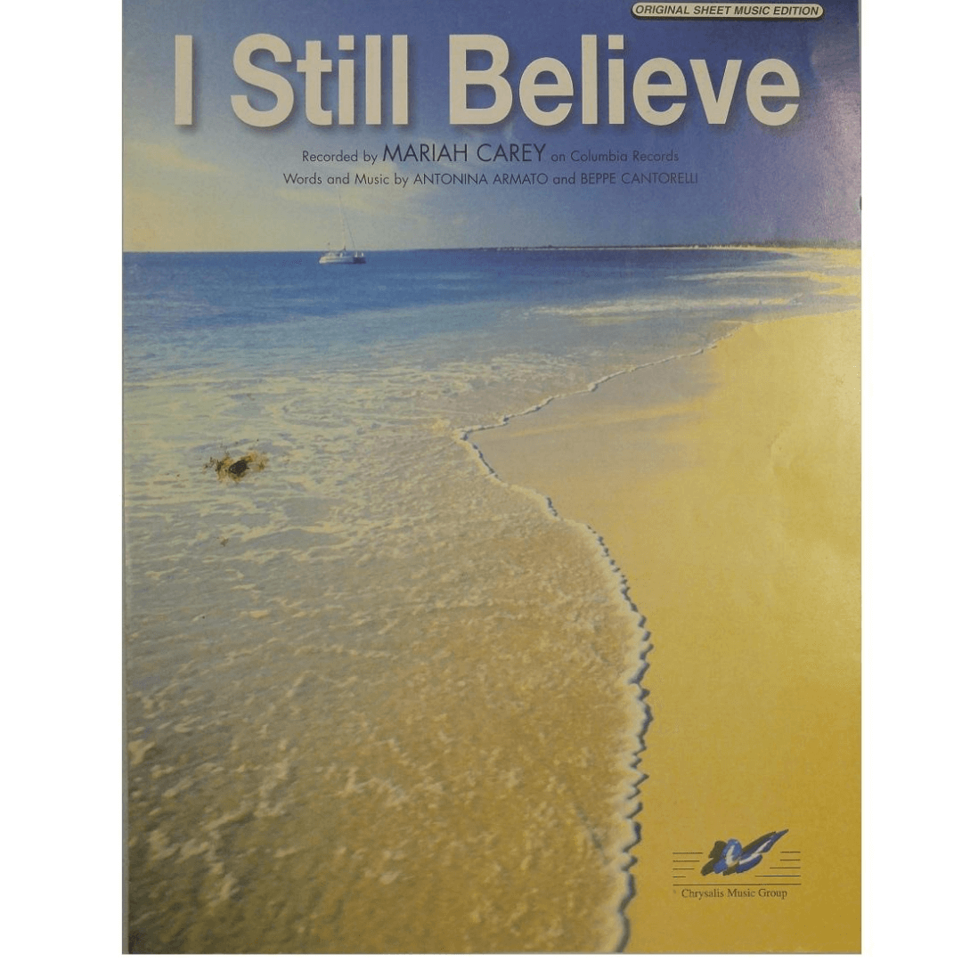 I Still Believe Recorded by Mariah Carey on Columbia Records - PV9905