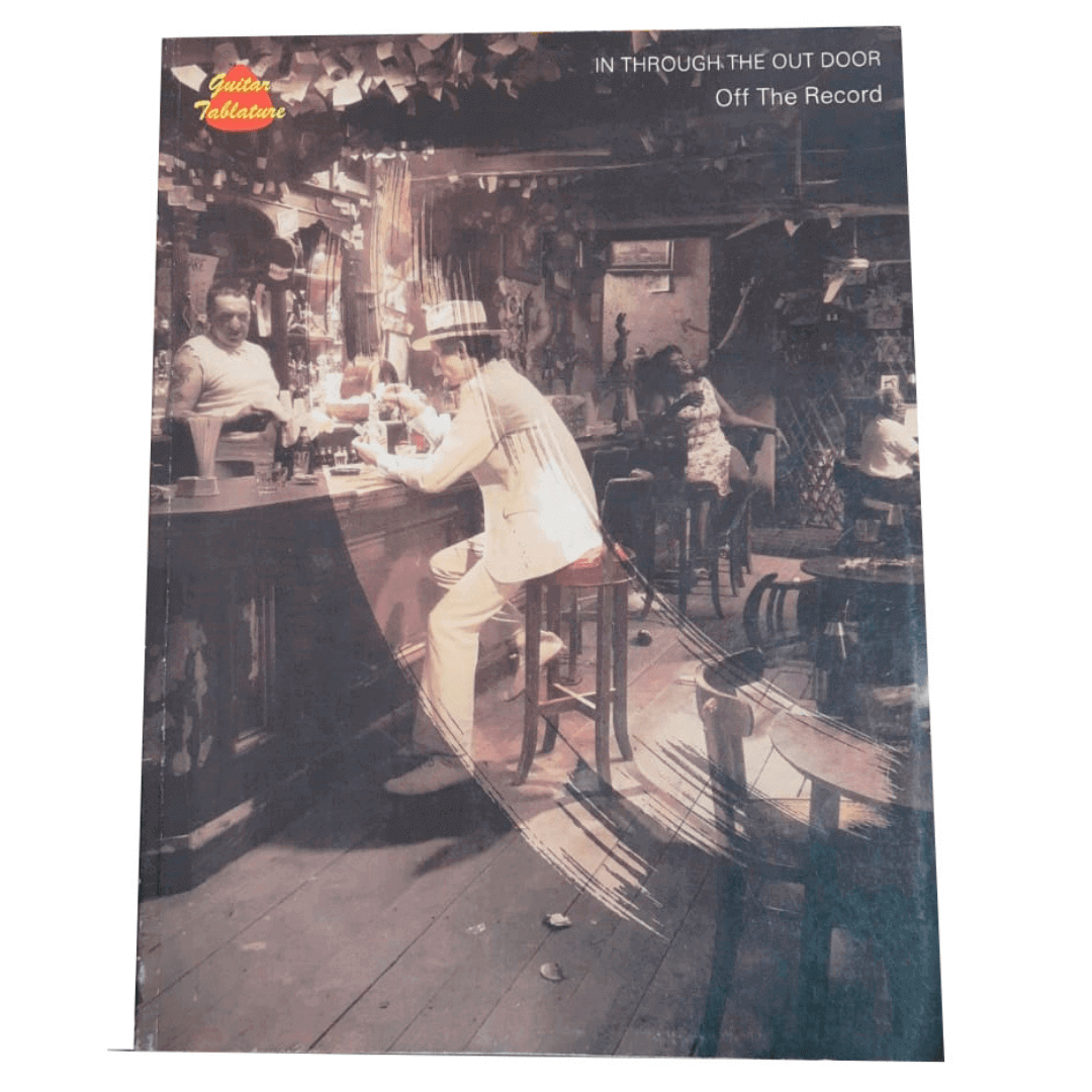 In Through The Out Door Off The Record Led Zeppelin 3349A