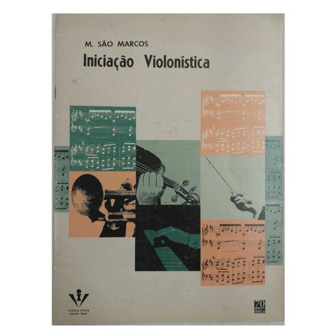 Iniciação Violonística - Manoel São Marcos - 222M