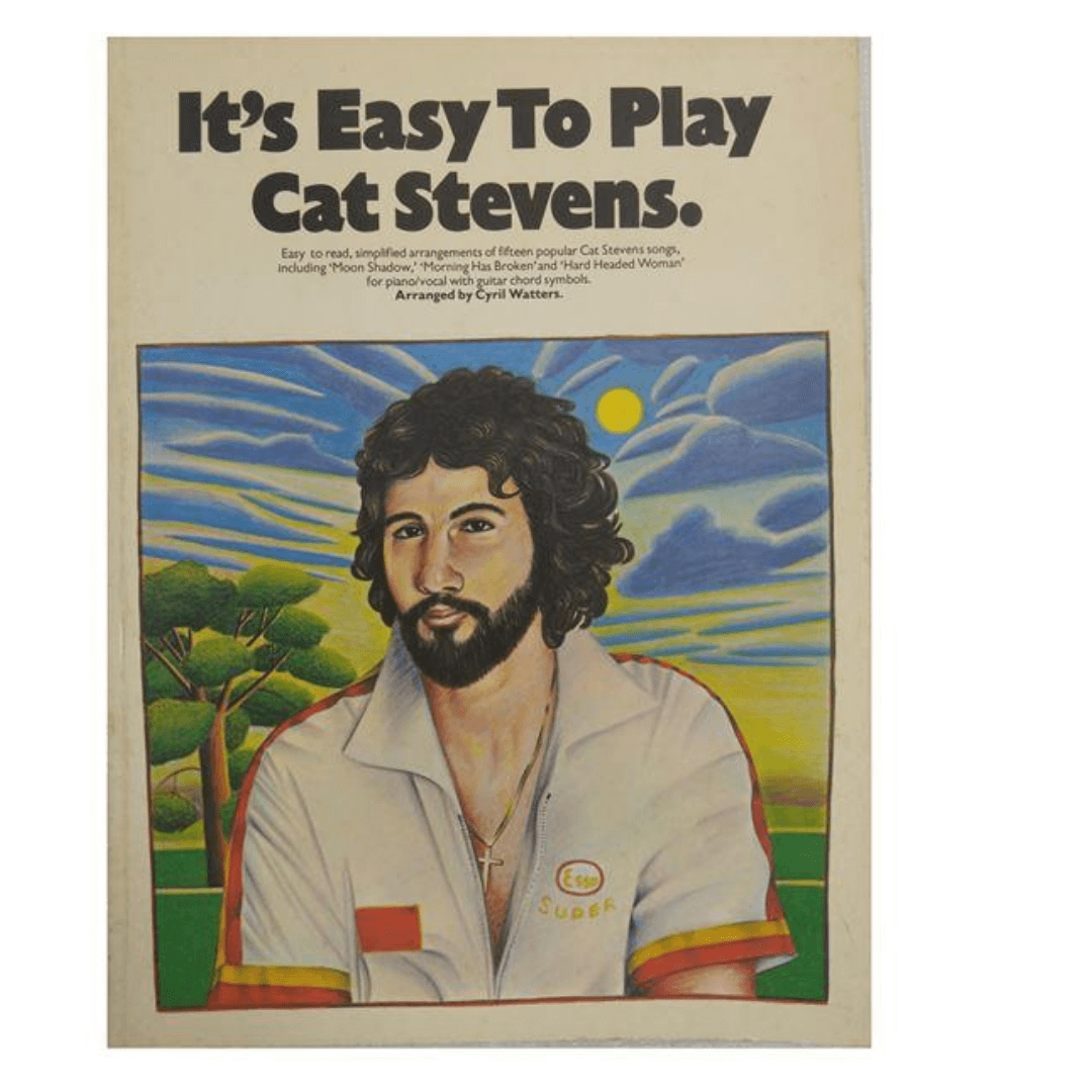 It's Easy to Play Cat Stevens - Organizado por Cyrul Watters