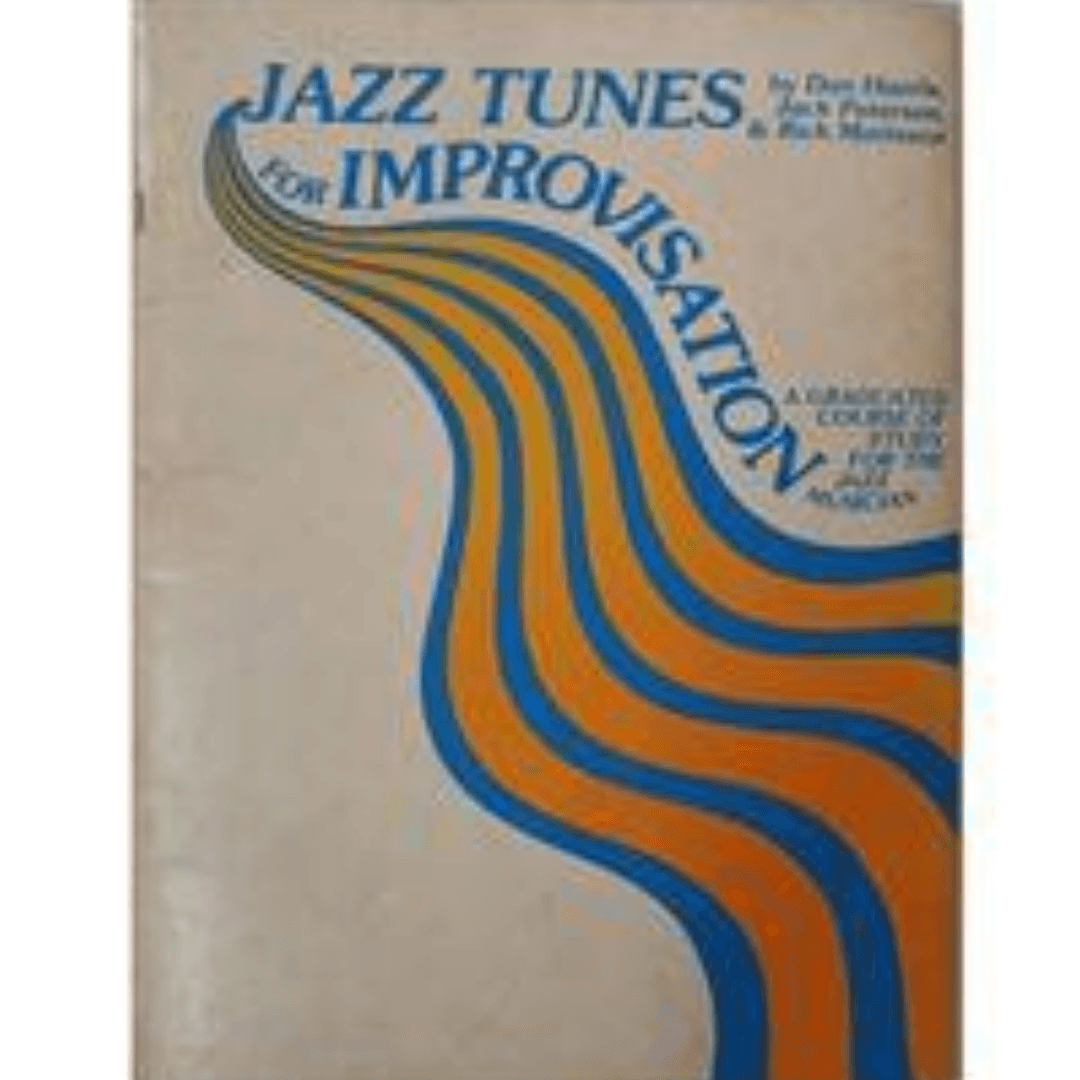 Jazz Tunes for Improvisation - A graduated Course of Stdy for the Jazz Musician SB110