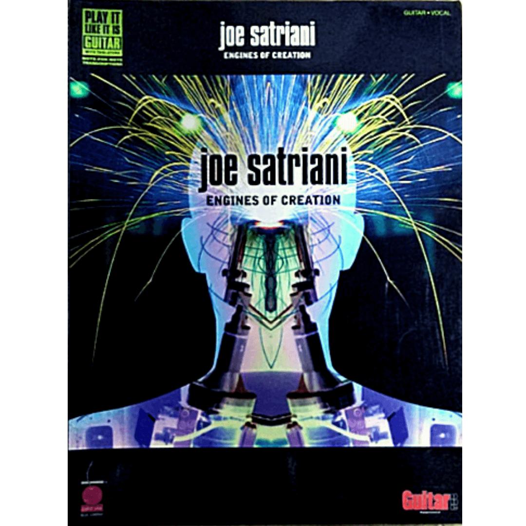 Joe Satriani - Engines of Creation - Guitar / Vocal - HL02500306
