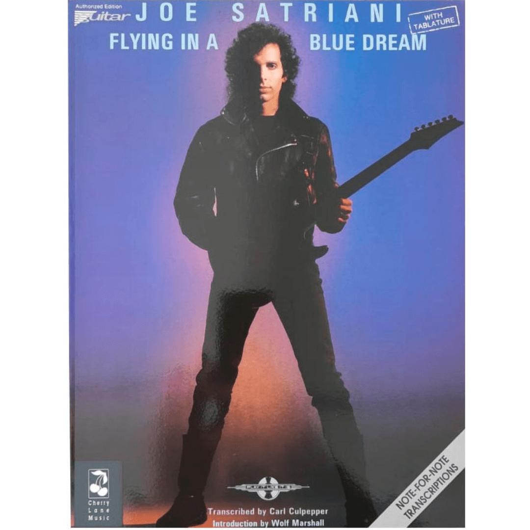 Joe Satriani Flying in a Blue Dream Guitar / Vocal - 02507029