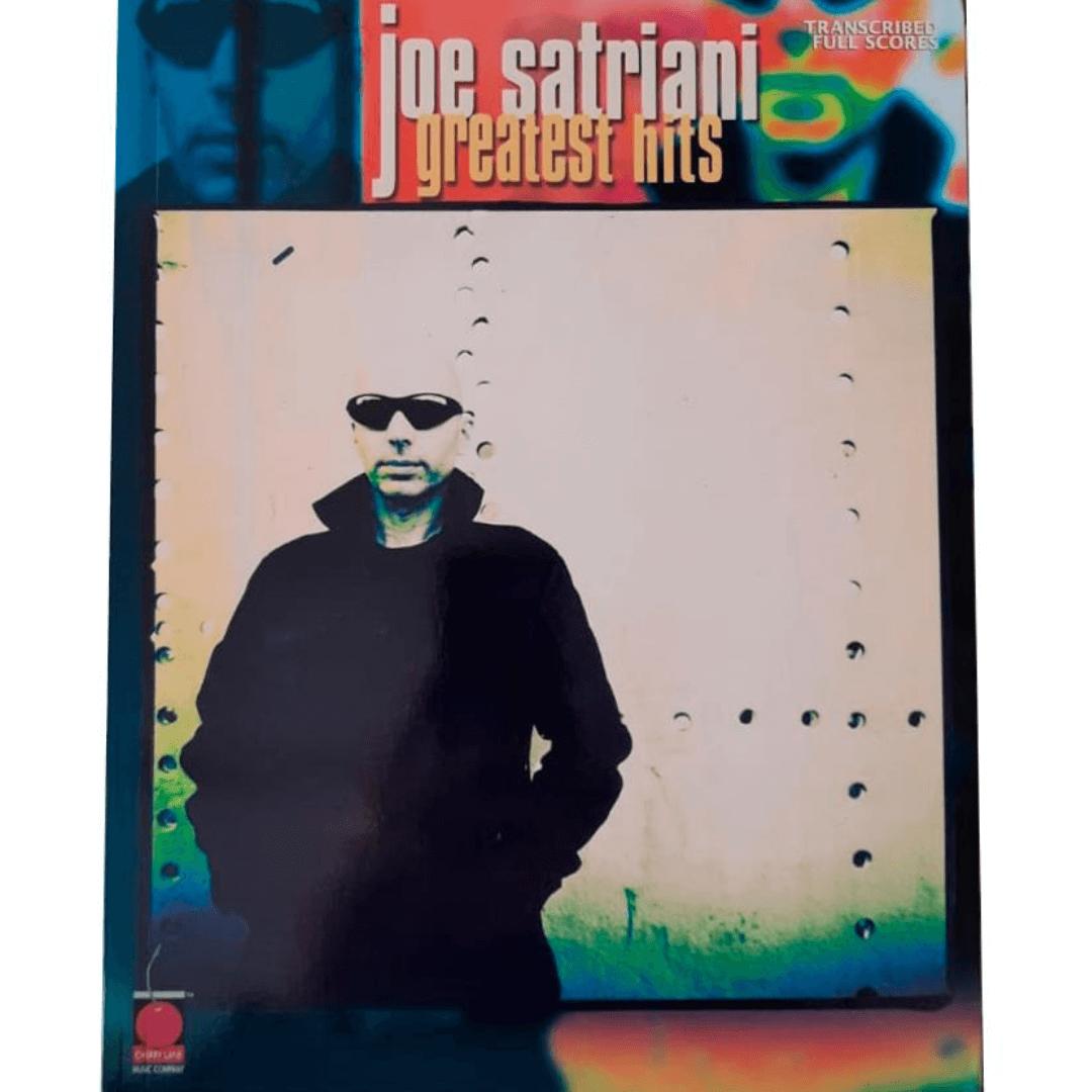 Joe Satriani Greatest Hits - Transcribed Full Scores - 02500283
