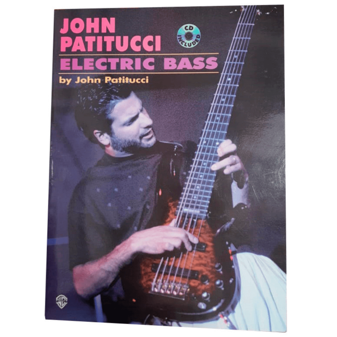 John Patitucci Electric Bass - MMBK0006CD