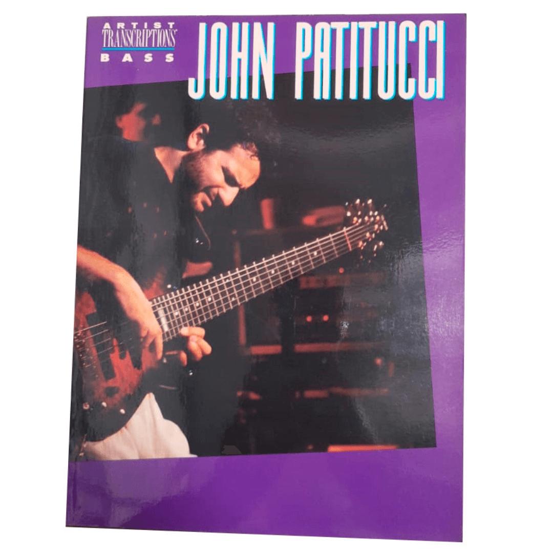 John Patitucci Transcriptions Bass HL00673216