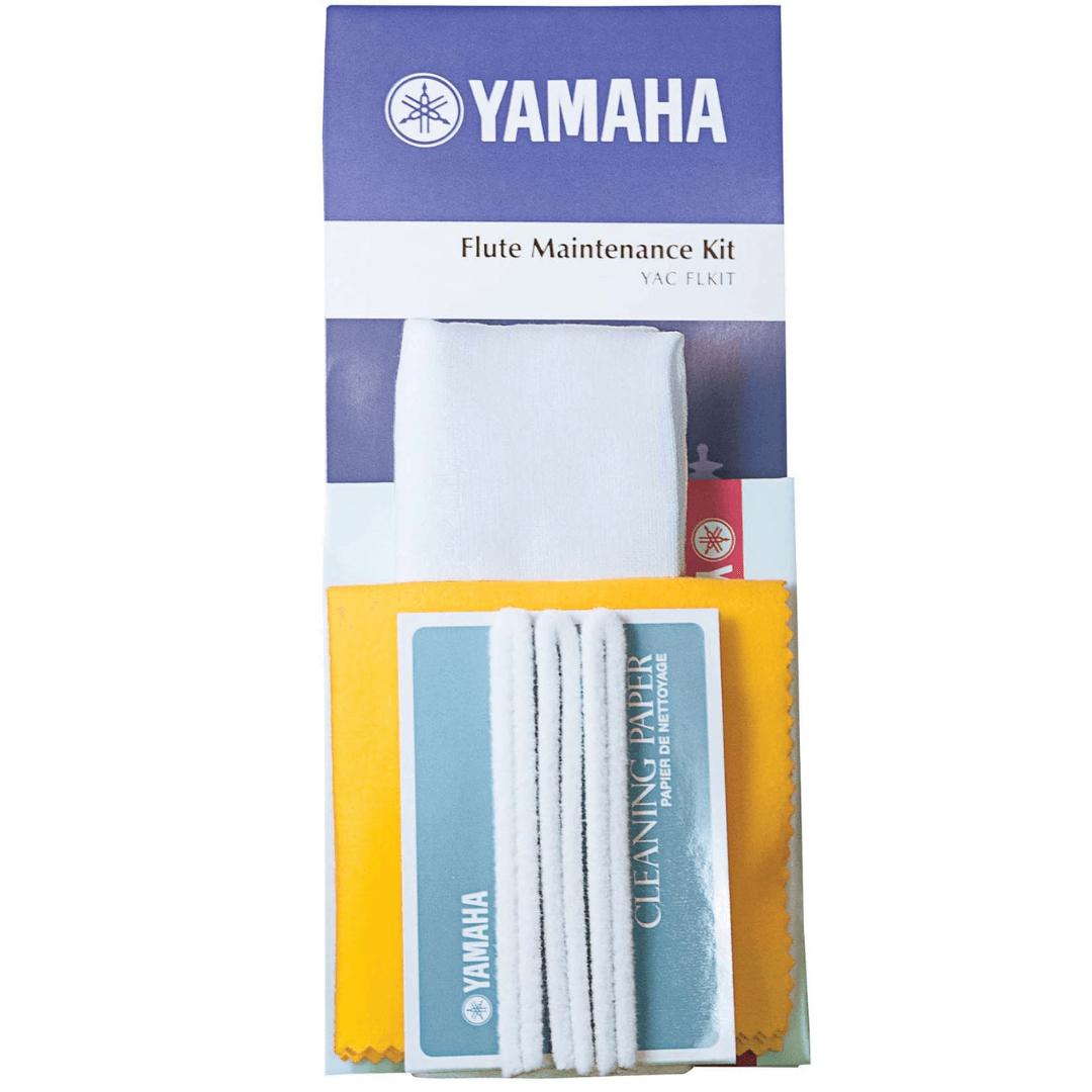 Kit Para Limpeza e Manutenção de Flautas Yamaha YAC FLKIT