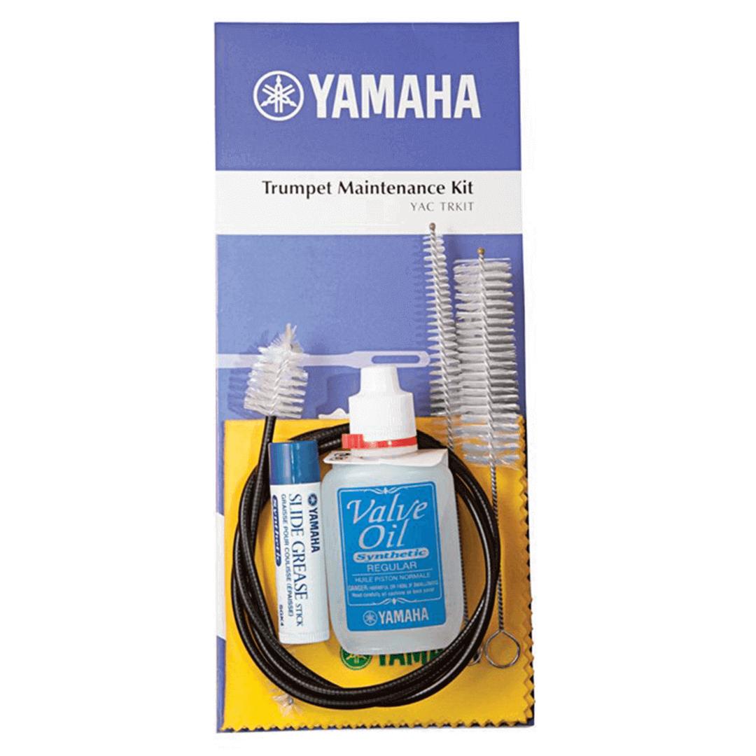 Kit Para Limpeza e Manutenção de Trompete Yamaha YAC TRKIT