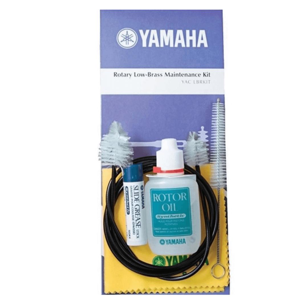 Kit Para Limpeza e Manutenção de Tuba De Rotor ( Rotary Low-Brass ) Yamaha YAC LBRKIT
