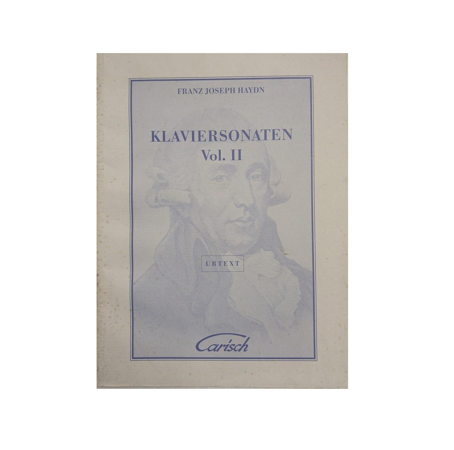 Klaviersonaten Vol. II - Franz Joseph Haydn - Urtext 22426