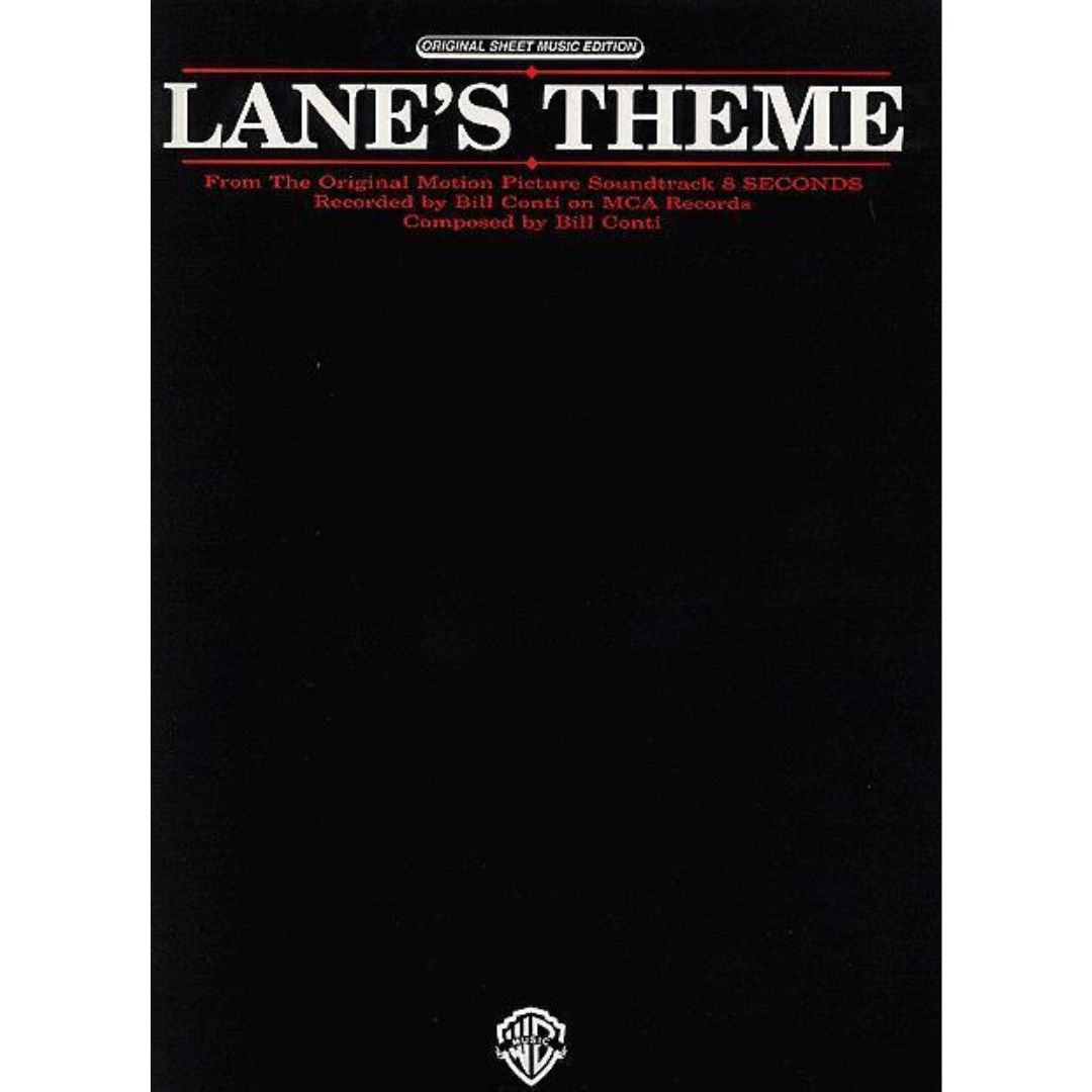 Lane's Theme - From The Original Motion Picture Soundtrack 8 Seconds - 8066LSMX