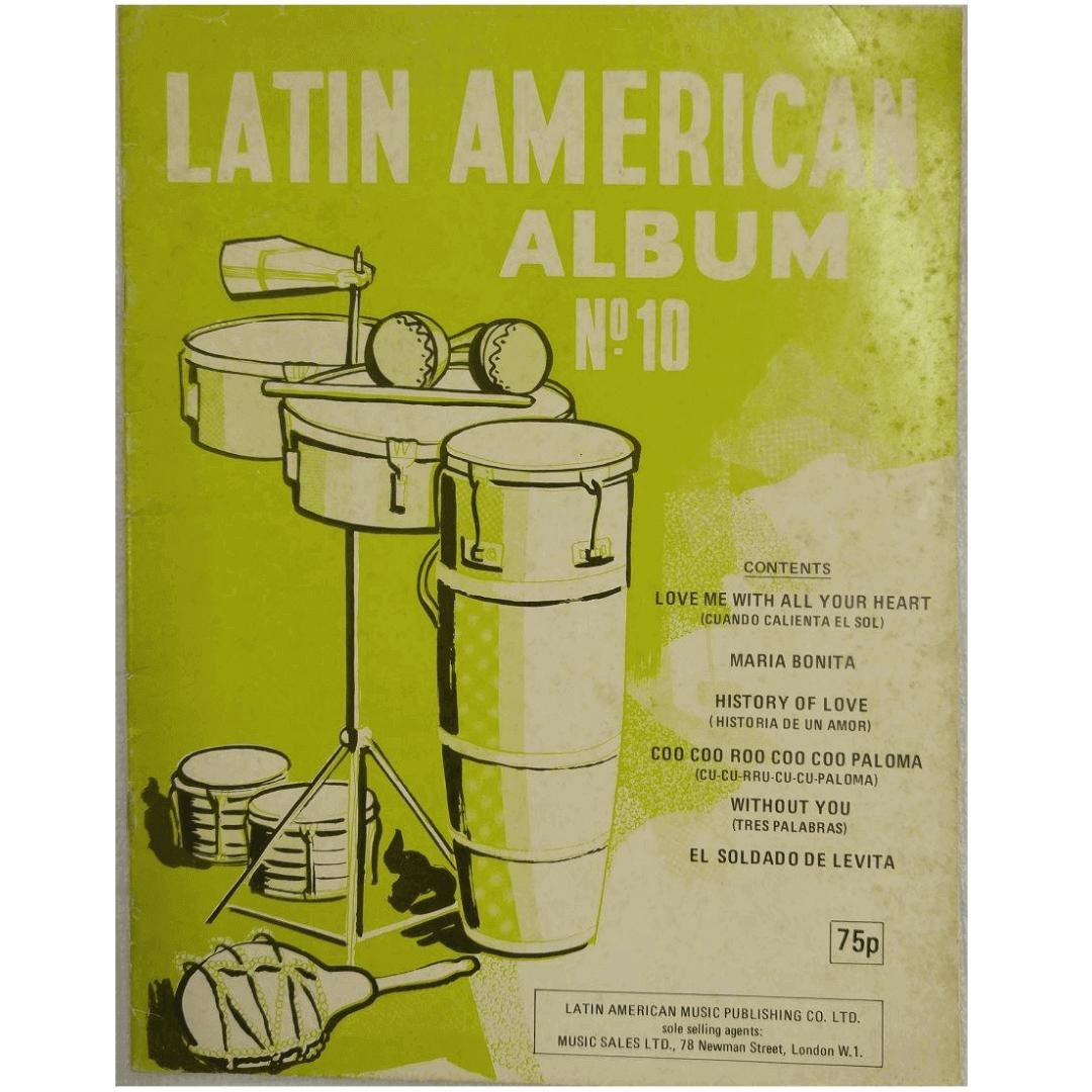 Latin American Album Series N° 10 - IM17185