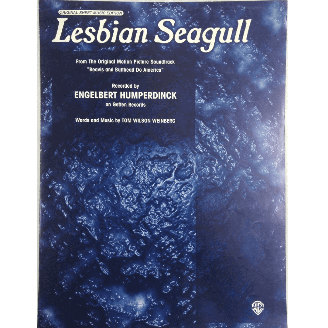 Lesbian Seagull From The Original Motion Picture Soundtrack PV97100