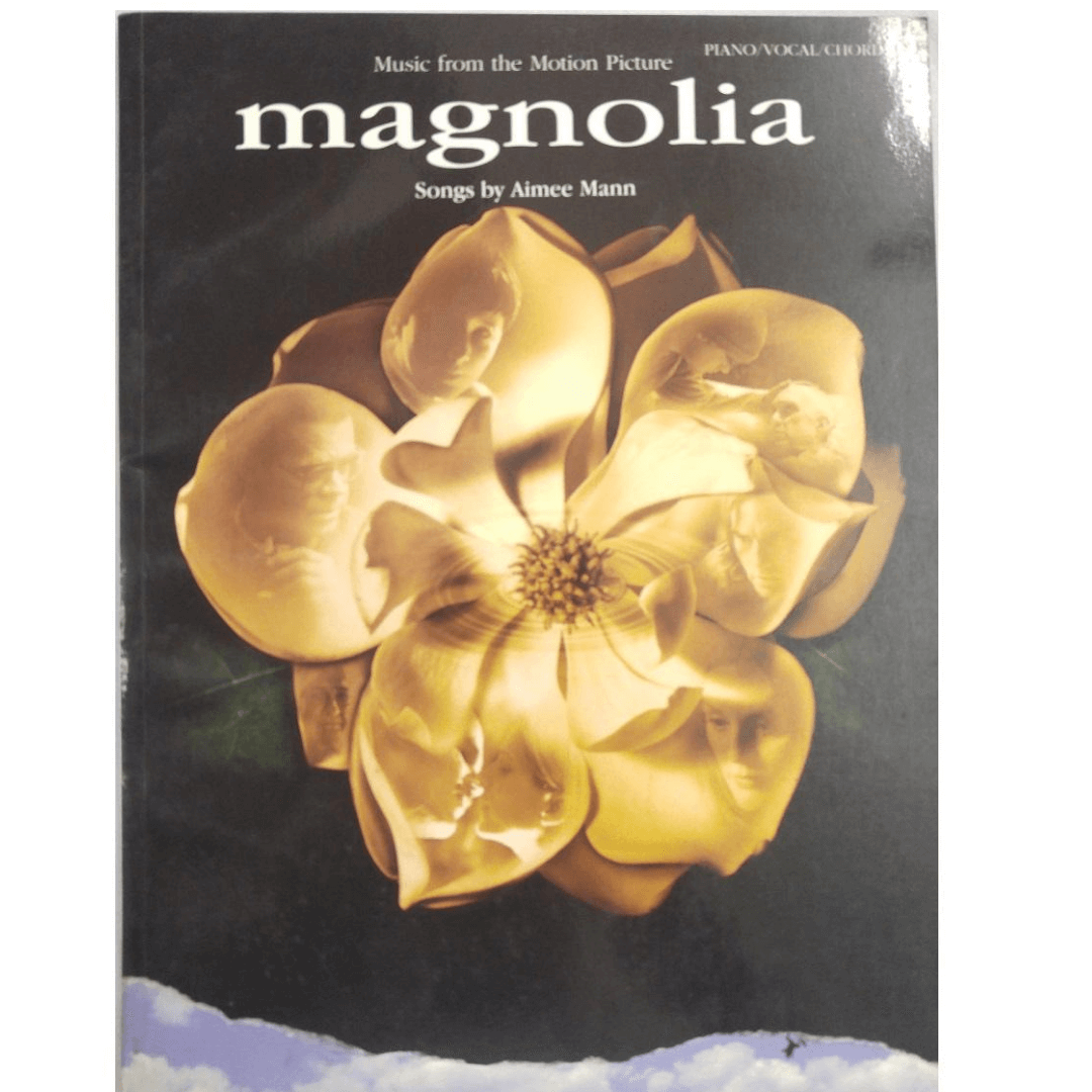 Magnolia Songs by Aimee Mann - Music from the Motion Picture - Piano / Vocal / Chords PFM0012