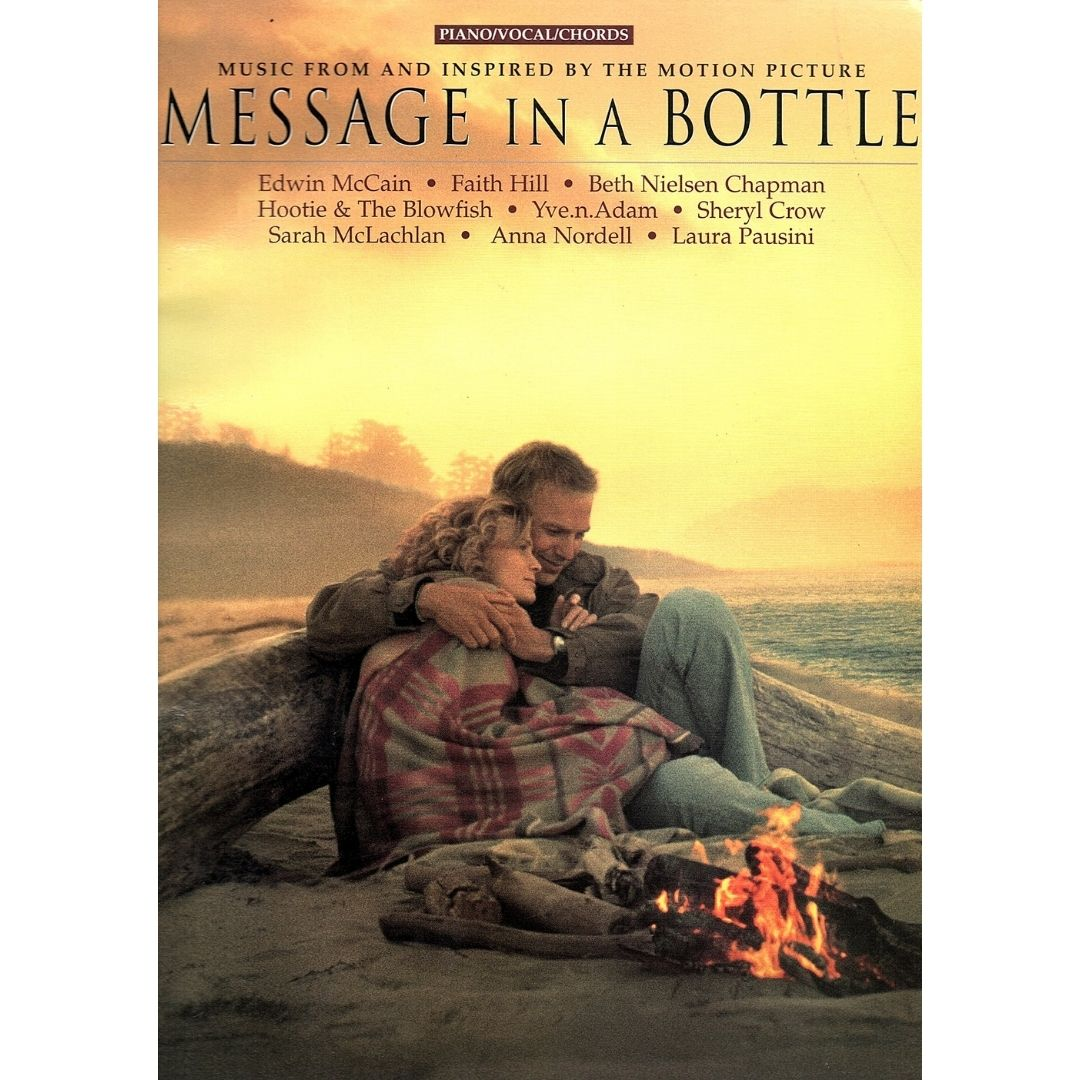 Message in A Bottle Music From And Inspired By The Motion Picture Piano/Vocal/Chords - PF9910