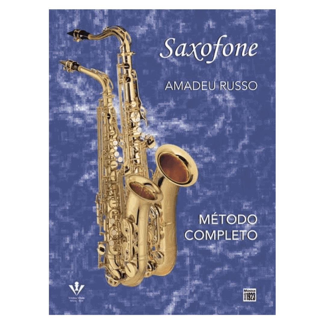 Método Amadeu Russo Para Saxofone 117M