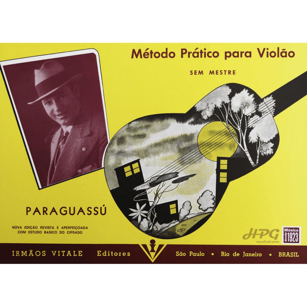 MÉTODO PRÁTICO PARA VIOLÃO - Paraguassú - 18M