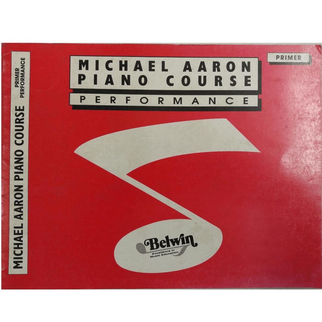 Michael Aaron Piano Course Performance - Primer