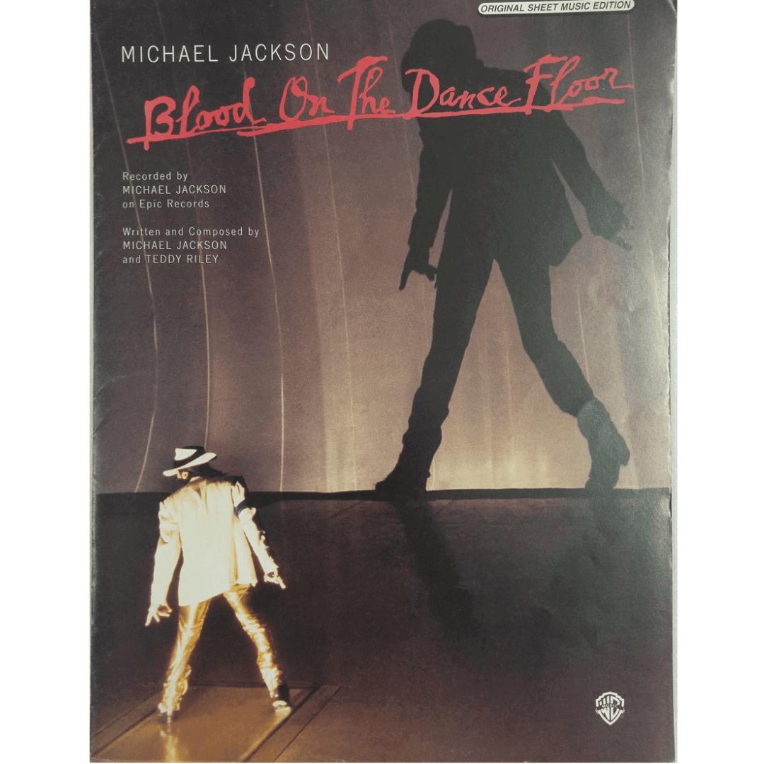Michael Jackson - Blood On The Dance Floor PV9786
