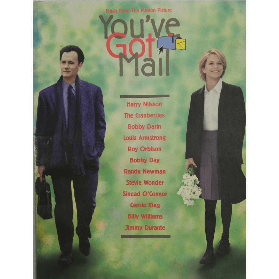 Music From The Motion Picture You've Got Mail Piano / Vocal PF9834