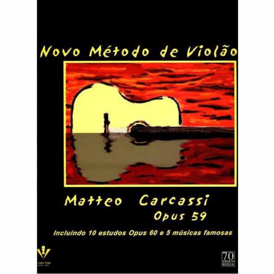 Novo Método De Violão - Matteo Carcassi Opus 59 - 41m