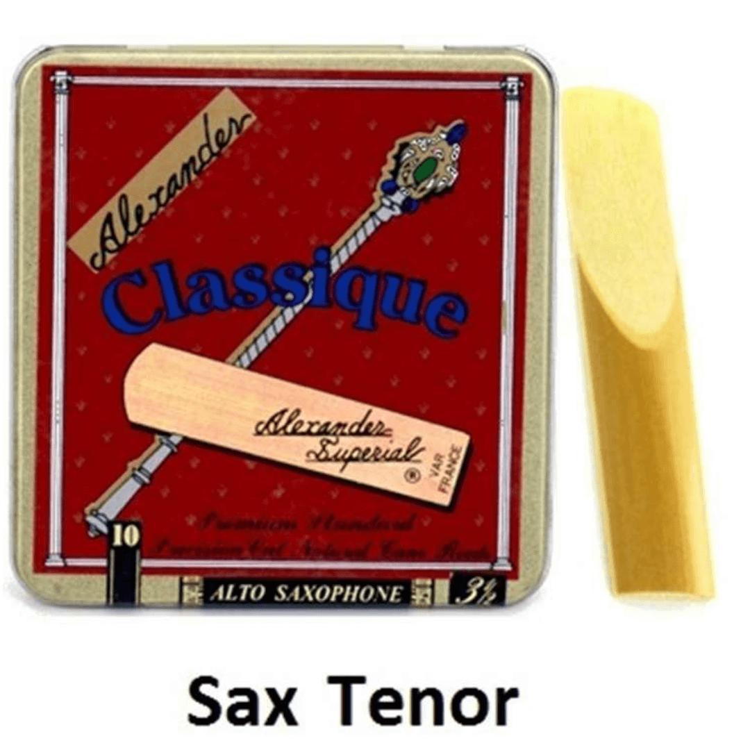 Palheta Alexander Classique para Sax Tenor